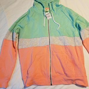 Brand new zine hoodie